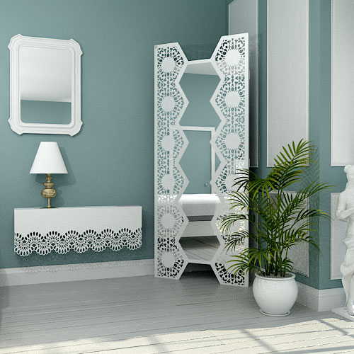 Decorative Wall Mounted And Freestanding Bedroom Mirrors