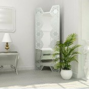 Modern mirrors from Lace Furniture