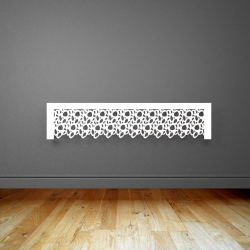 LUNA White Modern Console Table form Lace Furniture