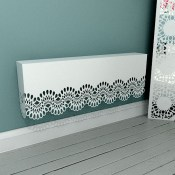Chantilly Lace Fancy Console Table from Lace Furniture
